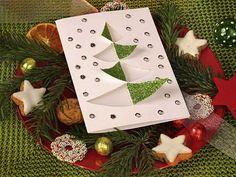 Cartões de natal feito em casa - Pra Gente Miúda
