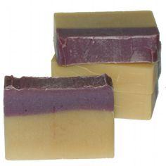 How to Make Cold Process Soap - DIY Handmade Raspberry Lemonade Soap Recipe