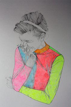 COLLECTION by Niki Pilkington, via Behance