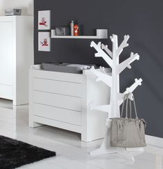 Babykamer idee n on pinterest 31 pins - Decoratie salon grijs wit ...