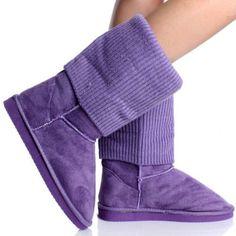 purple uggs!