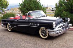 1955 Buick Roadmaster Convertible