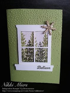 Stampin Up holiday c