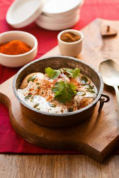 Dahi Vada by IndianSimmer