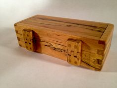 Harmonica box with mini wood hinges - by WouldButcher @ LumberJocks.com ~ woodworking community