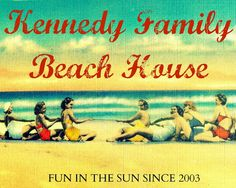 Custom Beach House Photo