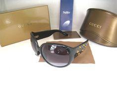 Cheap Gucci GG3064 Sunglasses in Black