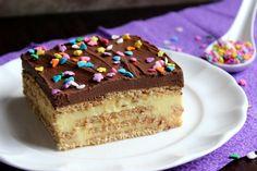 Chocolate Eclair Dessert | BigBearsWife.com