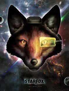Star Fox - Created byBarrett Biggers