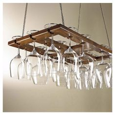 Naldi Hanging Wine Glass Rack