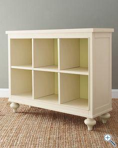 Garnet Hill Smart Color Bookcases  $348.00 - $448.00