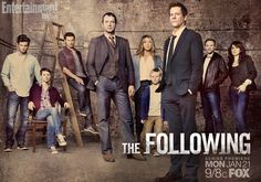film, fox, cast, monday, the following