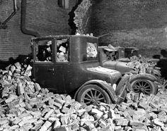 LA earthquake 1933