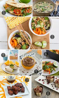 8 Tofu Recipes