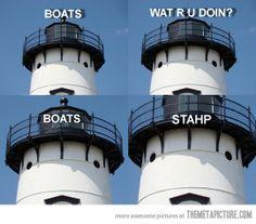 Boats Stahp…