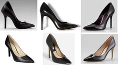First Date Style: 6 Classic Black Pumps Perfect For Your Fall Date Outfits #nyc #fashion #datechat