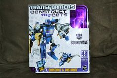 More 4 Mom's Buck: Transformers Construct-Bots, create your own Transformer, review/giveaway