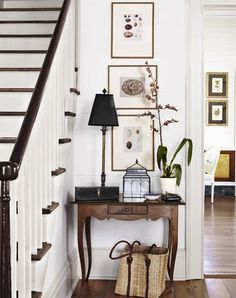 Country Living Magazine #entryway #traditional