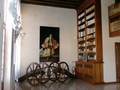 Collalto Castle Library
