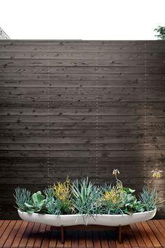 venice-home-exterior-planter | #saltstudionyc