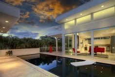 Lido Shores Residence by Jonathan Parks #Architect | Greg Wilson Group