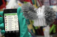 Cool apps to organize cleaning, who knew!