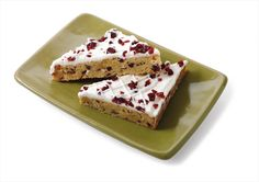holiday, starbucks cranberry bliss bars, starbuck cranberri, food, cranberry bliss bar recipe, cranberri bliss, bar recipes, cranberries, dessert