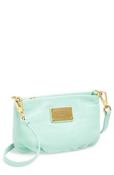 I would really like this bag. On me. Now. >> MARC BY MARC JACOBS 'Classic Q - Percy' Crossbody Bag, Small | Nordstrom