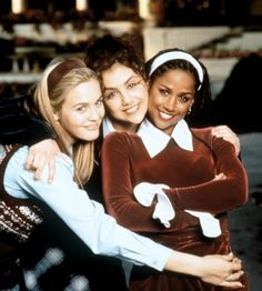 Clueless. This movie brought back high school memories.