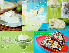 Cinco De Mayo Sweets And Treats at Love From The Oven