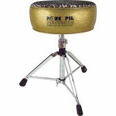 Pork Pie Drum Throne (Piano gig stool)