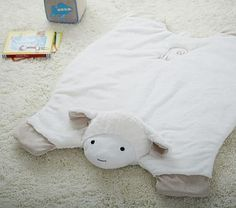Lamb Plush Play Mat #pbkids