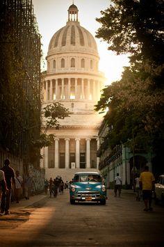 Cuba 06: El Capitolio