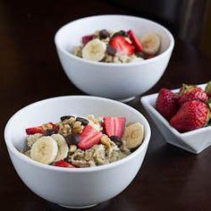 Banana Split Oatmeal and other oatmeal recipes