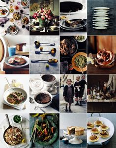 David Loftus - talented photographer, does all of Jamie Oliver's stuff