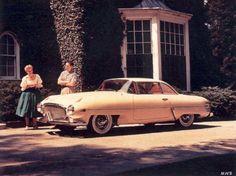 1954 Hudson Italia Coupé