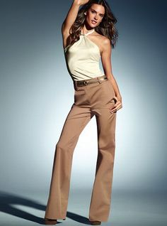 The Stella Wide-leg Pant - Victoria's Secret