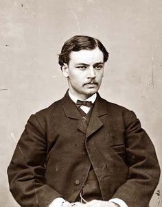 Robert Lincoln, 1865