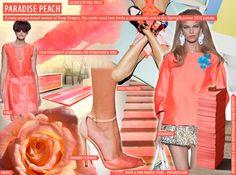 SS 2015 Women's Key Color, Paradise Peach