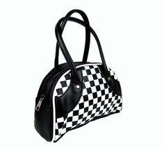Chequered Flag Bag checker bag