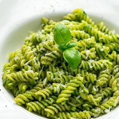 This is a quick, easy, and DELICIOUS pesto that everyone will love!