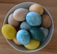 How to Dye Eggs Using Natural Easter Egg Dye - Good Works Wellness Research, LLC