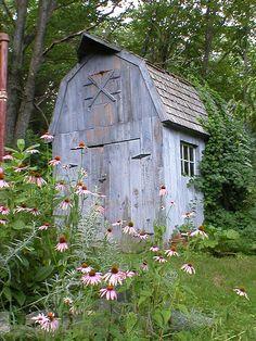 Pretty barn! #provestra