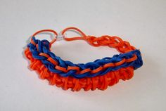 Rainbow Loom Patterns: Mohawk Rainbow Loom Pattern (with youtube tutorial)