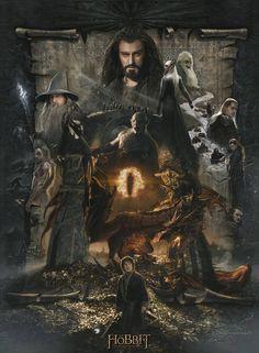 The Hobbit by Jerry Vanderstelt *