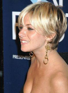 Cortes Modernos Para Mujeres 2013   Moda cortes de pelo corto se representa con gran éxito por Charlize ...