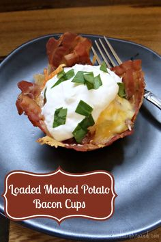 Loaded-Mashed-Potato-Bacon-Cups