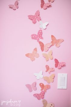 I'm getting lilly's butterfly's out tomorrow!!
