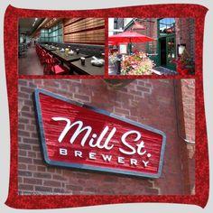Mill street brewery, distillery district
