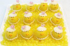 Chickie cake pops
